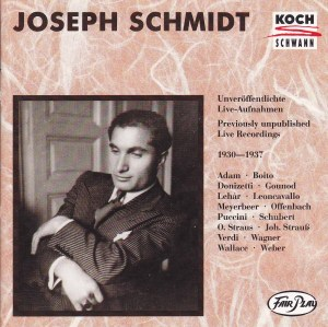 Schmidt Album Cover