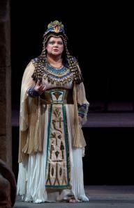 Dolora Zajick - Photo: Marty Sohl/Metropolitan Opera
